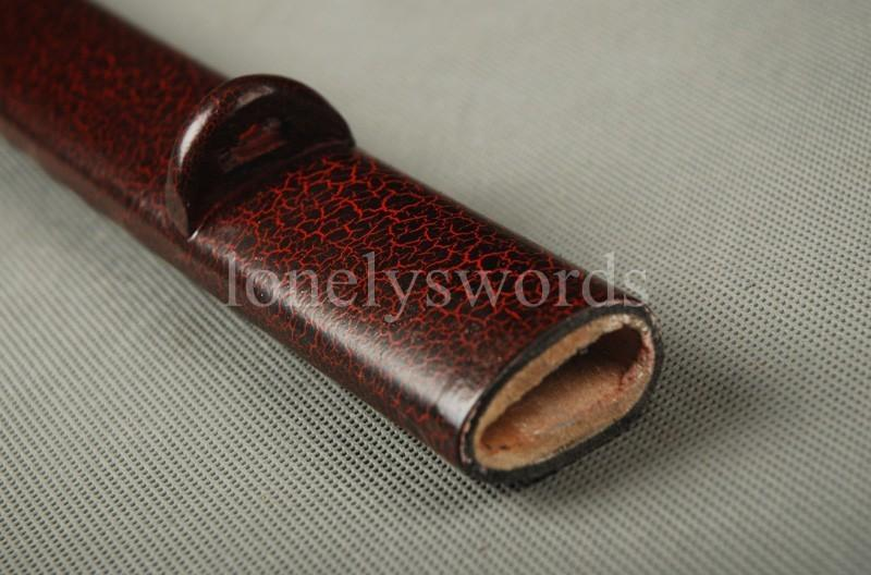 Lacquered Scabbard Wooden Saya For Japanese Katana Sword Syq5