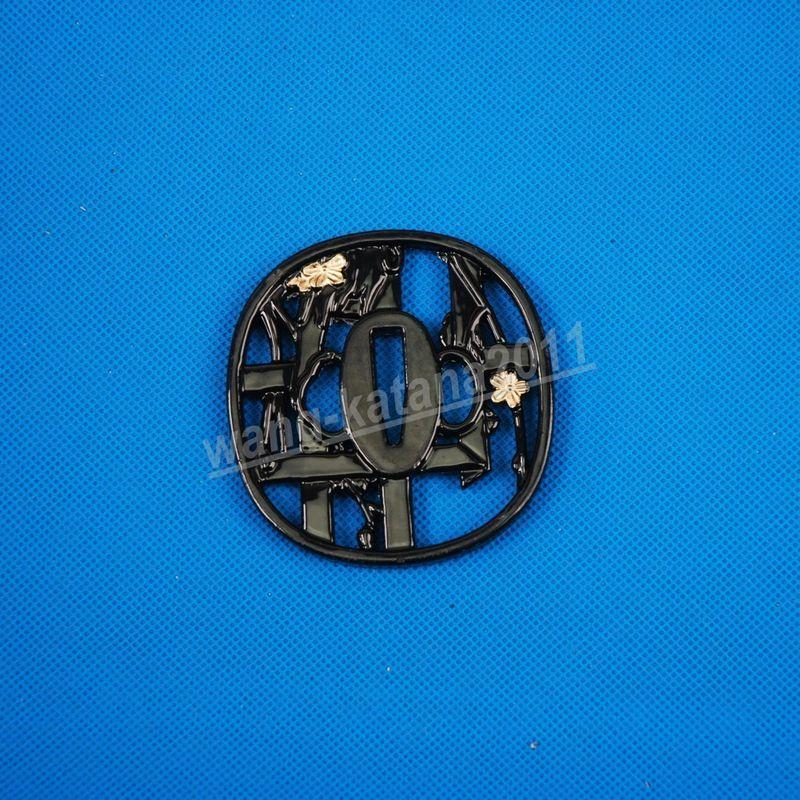 Alloy Tsuba For Katana And Wakizashi 010
