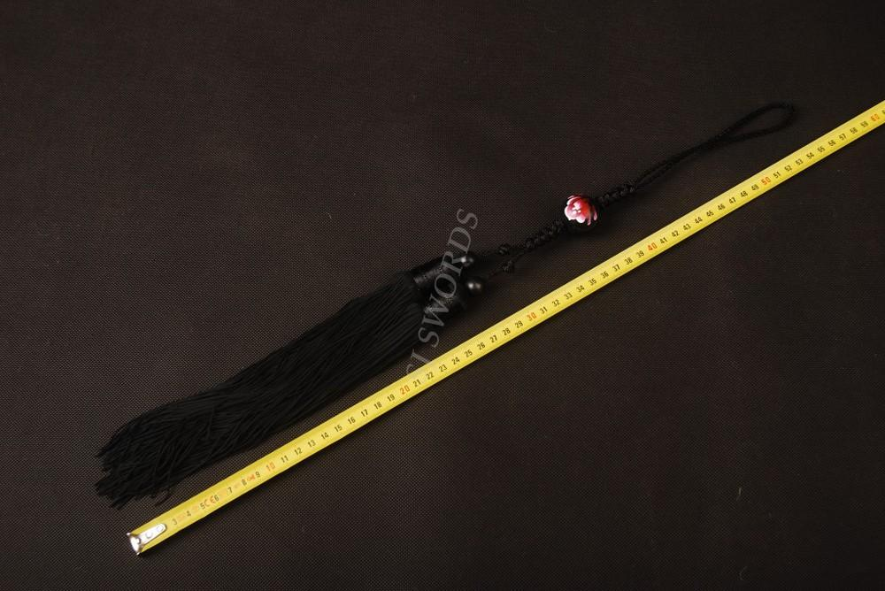 Chinese Sword Military Sword Straight Sword Katana Handle Silk Nice Tassel 002